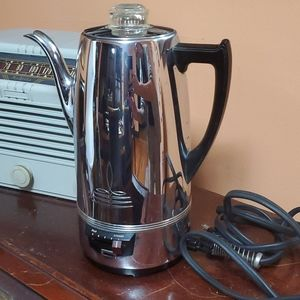 1951 Coffeematic by Universal Percolator MCM